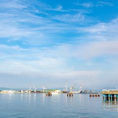函館港 豊川埠頭