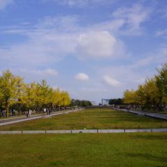 国営昭和記念公園 バーベキューガーデン