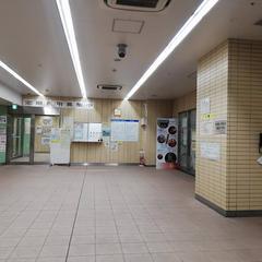 上野中央通り地下駐車場