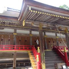 日吉大社 東本宮 本殿