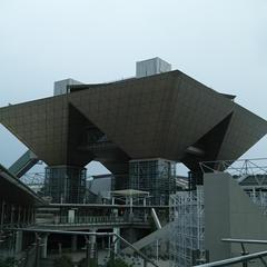 東京ビックサイト(東京国際展示場)