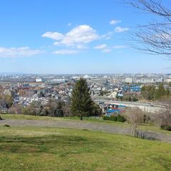 桜ヶ丘公園 ゆうひの丘 展望台