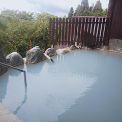 豊礼の湯 展望露天風呂