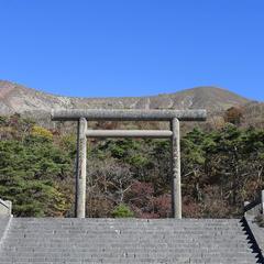 霧島神宮古宮跡