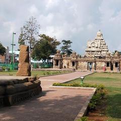 カイラーサナータ寺院(Kairasanasar Temple)