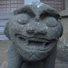 鮑玉白珠比咩命神社