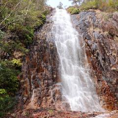 多羅多羅の滝