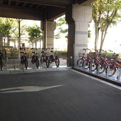 シェアサイクルポート H1-70.有明スポーツセンター