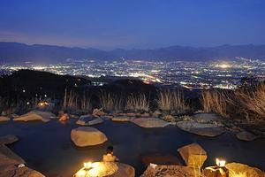 山梨のパワースポットと夜景を見てリフレッシュ!!
