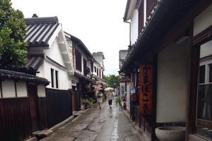 倉敷から尾道への寄り道