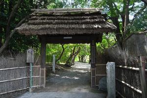 旧中仙道美濃赤坂宿周辺は絶好の散策ルート
