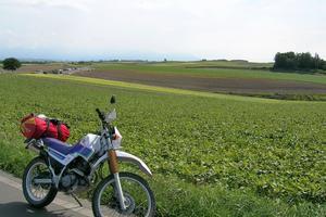 夏だ!走りに行こうぜ!北の大地、北海道ツーリング!