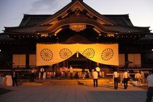 ⛩靖国神社〜🍶皇居〜東京駅を2時間ゆるゆるお散歩👣