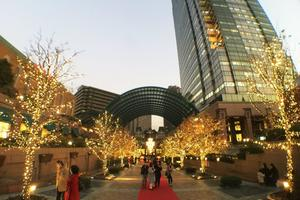クリスマスの恵比寿ガーデンプレイスは美しい!2015