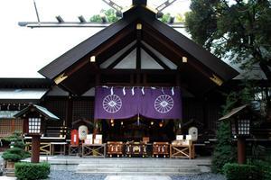 東京にある縁結び神社♪