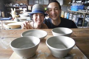 土岐市アウトレットに来たら 陶芸・絵付け体験にチャレンジしよう