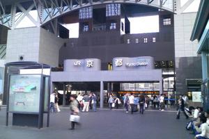 京都駅周辺のプチ散策!