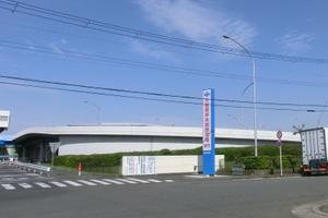 北大阪の台所・大阪府中央卸売市場があるまちで