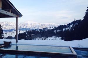 日本一の絶景露天風呂と五感で愉しむ宿の旅。