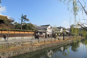 倉敷美観地区を歩く