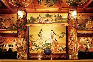 日本の美を再発見!まるで美術館!昭和の竜宮城とも呼ばれた海外にも自慢できる装飾美を堪能