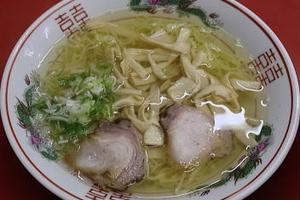 お友達の小林さん(新潟市在住)が好きなディープ&昔懐かしいラーメンマップ