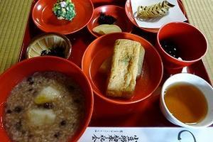 京都妙心寺~小豆粥を味わい、障壁画を見る~