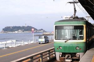 鎌倉の路地裏と江ノ島をぶらり散歩する旅