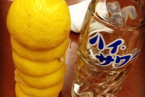レモンサワーが飲みたい【都内居酒屋】