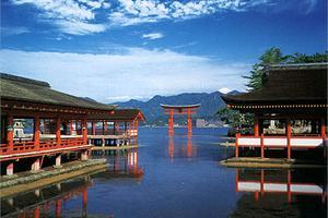 厳島神社&原爆ドーム、二つの世界遺産を1日で楽々見学、心に残るおでかけを・・・