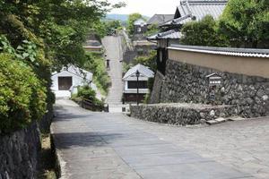 ゆるりたび。坂の美しい城下町を散策、杵築市