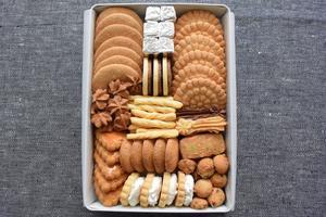 クッキーの詰め合わせが好き