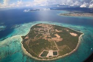 竹富島、なんもないからすてき島。
