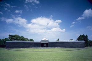HARA MUSEUM ARCからの伊香保温泉周辺