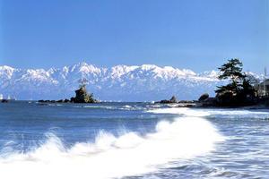 富山は山だけじゃない!海もこんなに楽しいよ