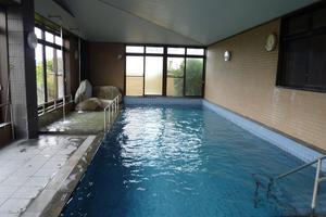 鳥取市郊外の気高エリアで温泉を満喫