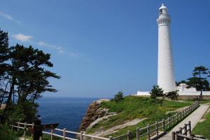 日本一の灯台!日御碕灯台