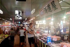仙台の新名所!「杜の市場」で東北の食を堪能しよう♪