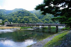 京都へ来たら神社・仏閣もいいけどぜひ嵐山へ!観光・デートにも最適です♪