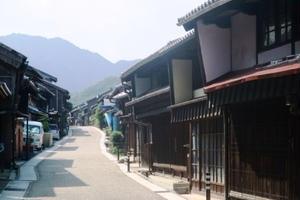 関宿の街並みと亀山ご当地グルメ♪