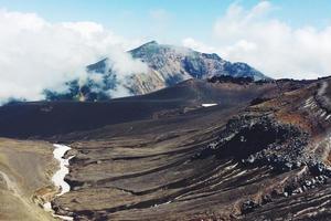 まるで火星!!十勝岳で雄大な休暇を過ごす!