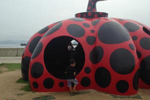 アート初心者でも楽しめる直島、香川県から最短30分