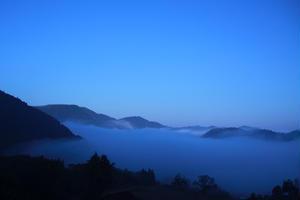 ふわふわの雲海旅。島根県津和野町のイイトコロ。