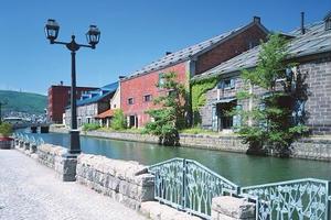 小樽と小樽運河を観光してきました。グルメもたっぷり♪