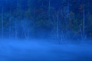 東京から車で5時間!秘境王滝村にあったのは神秘的な湖だった!