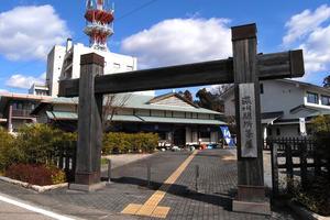 刃物で有名な「関」の町並み散策と歴史寺町巡り