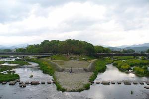 春の訪れを感じる休日 in 京都 出町柳