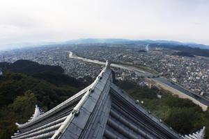 【日本100名城】司馬遼太郎「国盗り物語」の稲葉山=金華山を中心に道三と信長を偲びましょう!