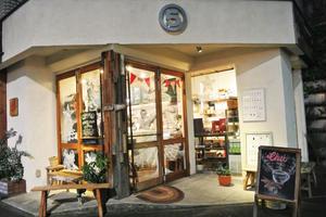 代官山のカフェでお茶して、夜は恵比寿方面へ