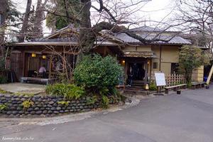 上野グルメ〜お散歩しながら季節を楽しもう